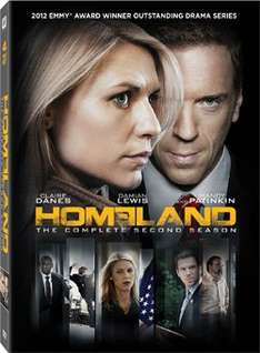 Homeland Staffel 2 (DVD)
