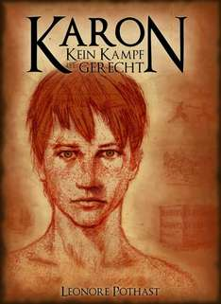 "Gratis eBook ""Karon: Kein Kampf ist gerecht"""