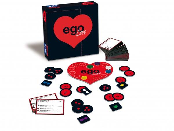 [Weltbild Schwabach] Brettspiel ego Love für 3 Euro statt 14,95