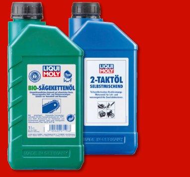 1 Liter Liqui Moly 2-Takt-Motoröl bei Penny ab Donnerstag
