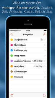 IOS: Lumen Trails Better Notes+ kostenlos