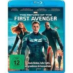 [amazon prime] The Return of the First Avenger [Blu-ray] 13,99€, Idealo ab 14,99€ exkl., 17,98€ inkl. VSK