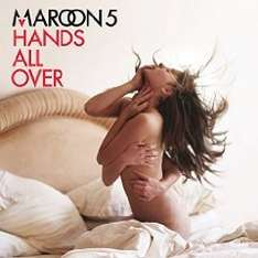 Diverse Amazon MP3 Alben für 1,99 €  u.a Maroon5 - Hands All Over (Moves Like Jagger Edition)