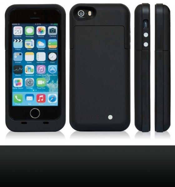 iPhone 5 und iPhone 5S Akku Cases