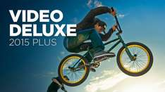 Magix Videodeluxe 2015 Plus Upgrade für 43,98€