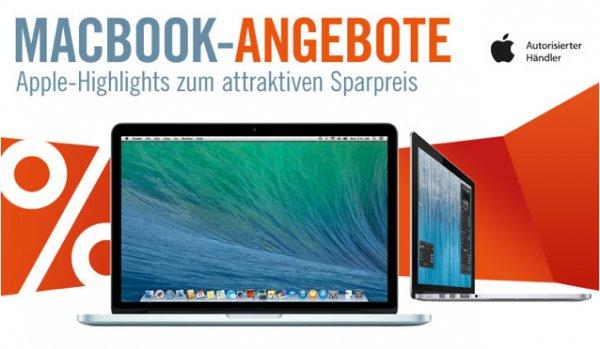 MacBook / Pro Angebote bei Cyberport