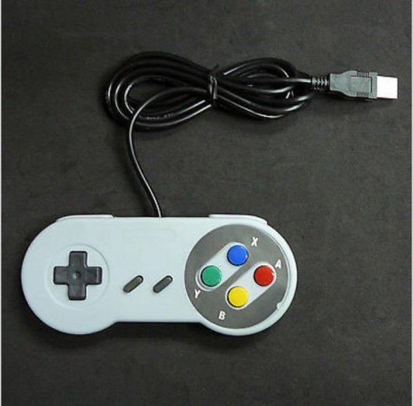 [eBay CN] SNES USB Controller / PC, MAC & RasberryPi für nur 2,99€ inkl. Versand