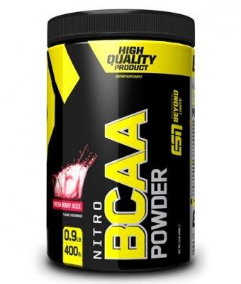 ESN Nitro BCAA Powder, 400g 26,80€ incl. Versand