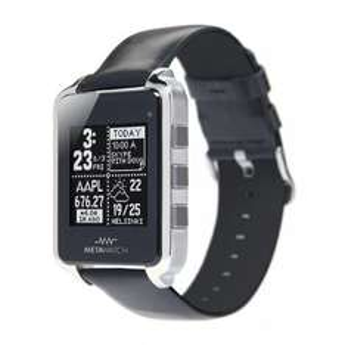 iOS iPhone Smartwatch Metawatch FRAME für 79,90 EUR