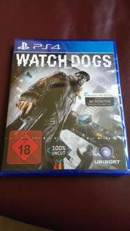 Watch Dogs PS4 + Xbox One (bundesweit) bei Gamestop