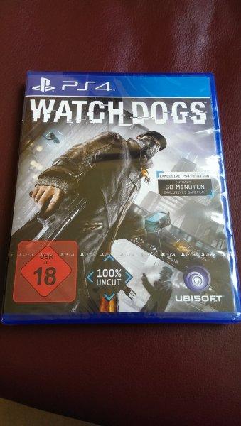 Watch Dogs PS4 + Xbox One (bundesweit) bei Gamestop