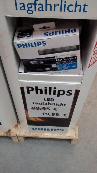 philips led tagfahrlicht bei Globus Kaltenkirchen