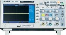 VOLTCRAFT Vorteilsset DSO-1062D 2-Kanal Oszilloskop, Digitales Speicheroszillosk