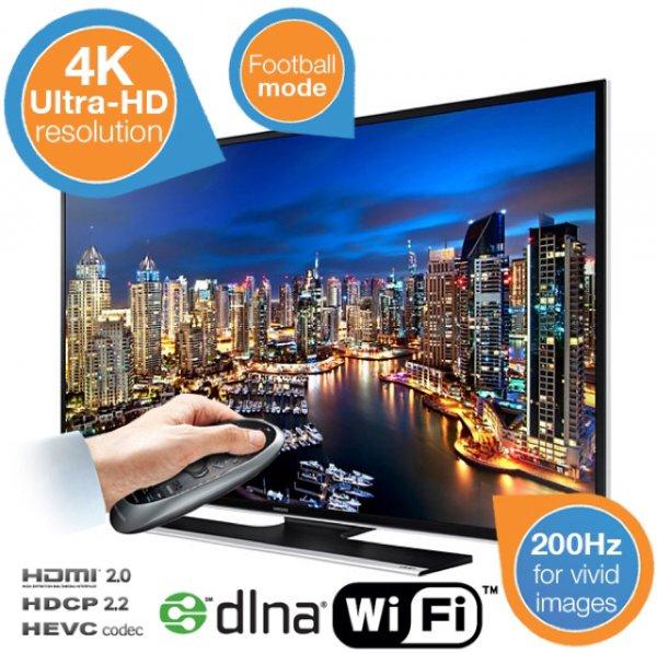 "Samsung 50""UE50HU6900 Ultra HD TV"