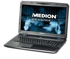 "Medion Erazer X7826 (i7-4700MQ, GTX 770M, 8GB RAM, 64GB SSD/ 1TB HDD, 17,3"" matt FHD, Windows 8) - B-Ware - 799,99€ @ Medion/amazon"