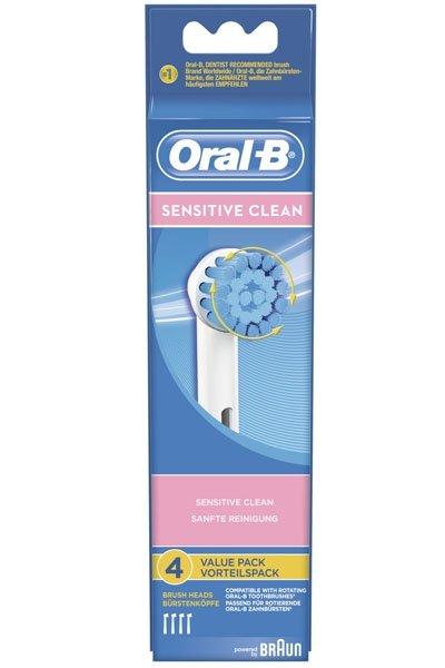 Oral-B 4er Pack (mit Glück sogar 4+1) für 5,95€ [Rossmann]