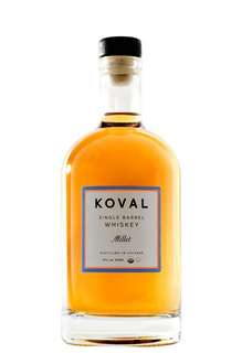 WHISKEY DEAL - Koval Single Barrel Millet - 29,98€ incl. Versand