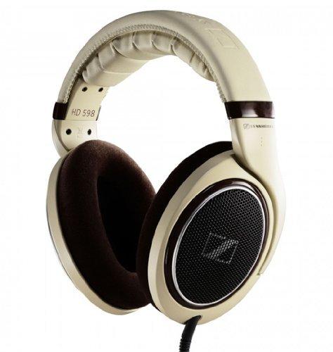[amazon.fr] Sennheiser HD 598 Dynamischer, ohrumschließender, HiFi-Hörer mit E.A.R. Technologie inkl. Vsk für 125,78 €
