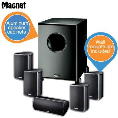 Home Cinema Speaker Set Magnat Needle Alu 5000X1 für 279€ (statt 399€)