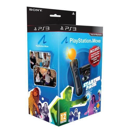 PS3 - Playstation Move: Starter Pack [@TheHut.com]