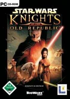 Star Wars: Knights of the Old Republic PC und andere SW Titel