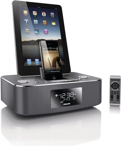 Philips DC390 für 60€- Dockingstation für iPhone/iPad - B-Ware