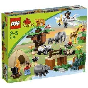 jetzt auch 20 % auf lego Duplo Safari Abenteuer 6156 bei Galeria