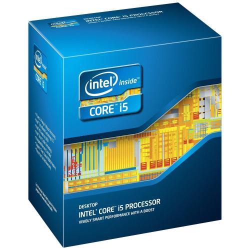 "Intel ""Sandy Bridge"" CPU Core i5-2500, 4x 3.30GHz (Boxed) [@Tradoria.de]"