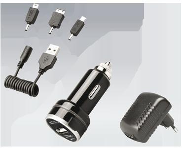 [Lokal?] - Tessin b. Rostock - Medion USB-Ladegerät m. ~Autoladeadapter