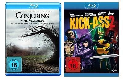 [AMAZON.DE] 4 Blu-rays für 30€
