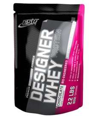 ESN Designer Whey für nur 16,90€ pro KG + 3,90€ Versand