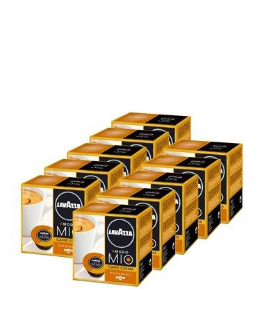 Lavazza A Modo Mio Caffe Crema Lungo 10er Pack - Gourmondo