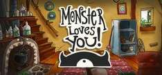 Monster Loves You! für 2,49€ @ Steam
