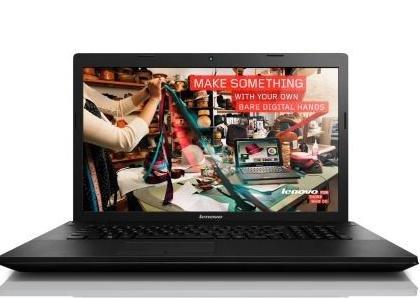 Lenovo G710 17 Zoll mit i5 Haswell mit SSHD ohne OS für 399 Euro@cyberport