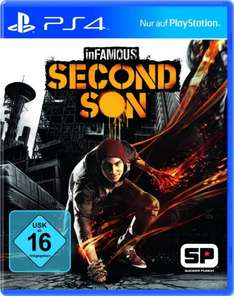Infamous Second Son (PS4) Saturn Dortmund City 29,99