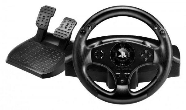 Thrustmaster T80 Racing Wheel für die PS4 und PS3    (Amazon WHD)