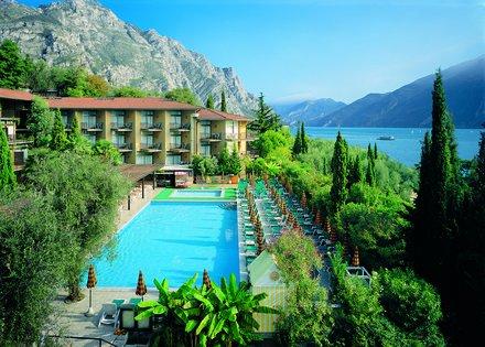 Gardasee - es geht auch billich: 4-Sterne & All Inclusive ab 64€ p.P.