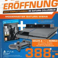 [lokal] Wien Sony PS4 + Last of us + Kamera