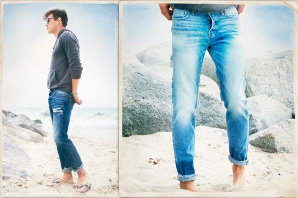 Hollister Jeans Hosen für nur 49 €