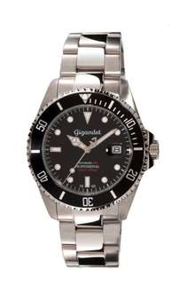 Gigandet SEA GROUND Automatik Herren Armbanduhr 'G2' Taucheruhr mit Edelstahlarmband 30% unter idealo
