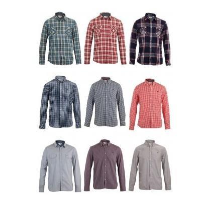 versch. Mustang Hemden à 9,95€ und div. Mustang Jeans  à 19,95  (+ 3,90€ VSK) @jeans-direct.de