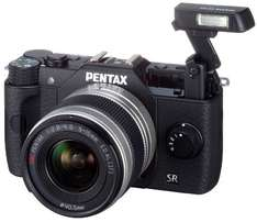 Pentax Q10 Kit 5-15 mm Silber für 192,99€ @Amazon.co.uk
