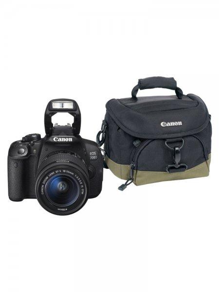 (MM online) CANON EOS 700D mit 18-55mm IS STM + Kameratasche + 8 GB SD-Card für 555€