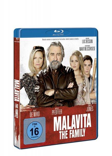 Malavita Blu-Ray (AMAZON) für 7,99€ (mit Prime)