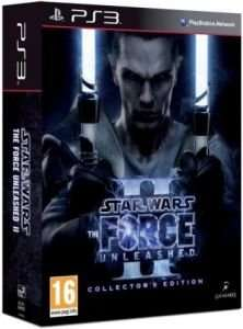 Star Wars: The Force Unleashed 2 Collector's Edition (PS3) für 22,85€ @Zavvi/TheHut