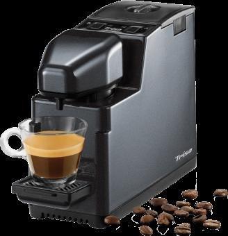 [SCHWEIZ] TRISA Coffee to go - mobile Kaffeemaschine