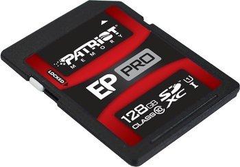 Patriot SDXC 128GB EP PRO Class 10 UHS-I (PEF128GSXC10333) W/R 50/90MB/s