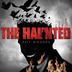The Haunted - Exit Wounds (komplettes Album im Stream)