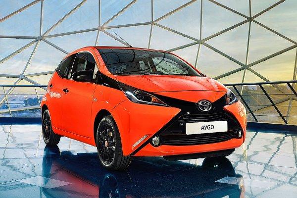 Toyota Aygo Funsharing - Bis zu 4 Stunden kostenlos fahren