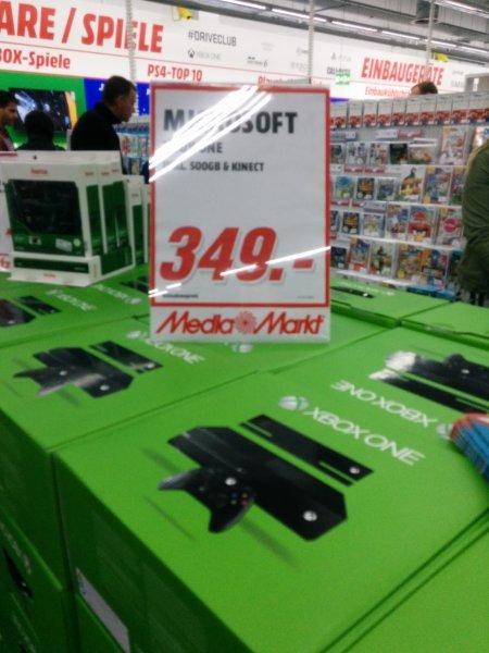 [lokal] XBox One Eisenach 349€ inkl. Kinect